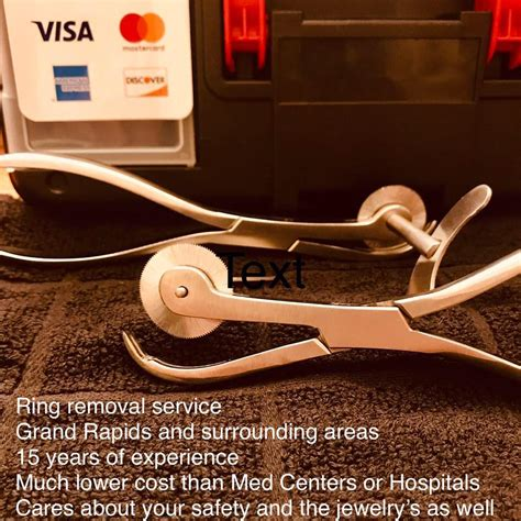 emergency ring removal productservice grand rapids