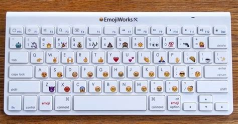 Emoji Keyboards, Now A Thing