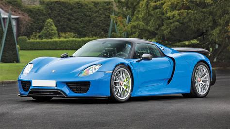 Classified Of The Week The Perfect Porsche 918 Spyder