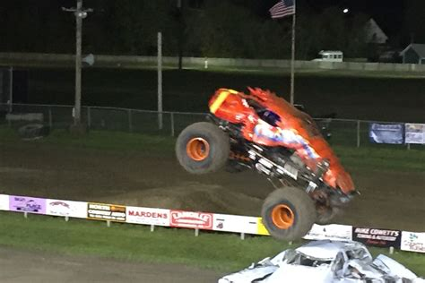 monster truck show maine the monster truck show in presque isle photos