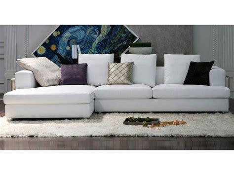 canapé de canapes de luxe en tissus