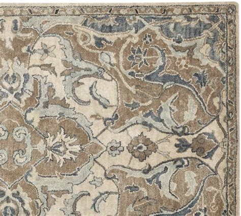 nolan style rug neutral pottery barn