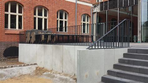 Auf Geländer by Treppen Gel 228 Nder Metallbau Klohnen Ihr