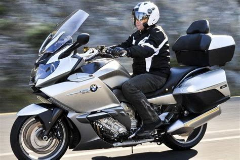 Bmw Touring Motorcycle by All Dressed Up And Ready To Ride Touring Motorcycles For