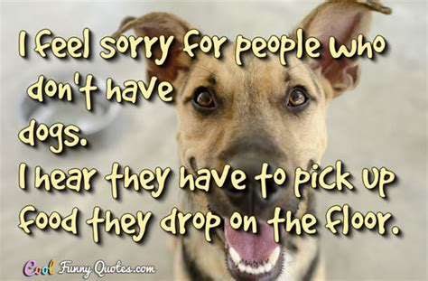 feel   people  dont  dogs  hear