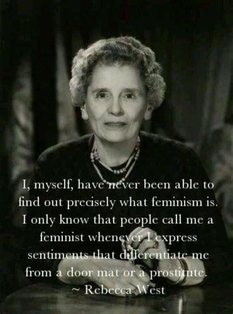 feminist doormat quote