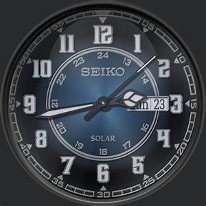 Seiko Recraft Series Sne488  U2013 Watchfaces For Smart Watches