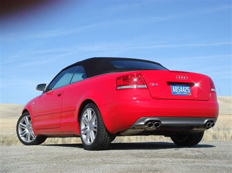 Audi S4 Cabriolet Photos 10 On Better Parts Ltd