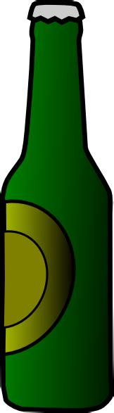 cartoon beer bottle beer bottle 5 clip art at clker com vector clip art