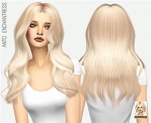 Sims 4 Hairs Miss Paraply Antos Enchantress Hair