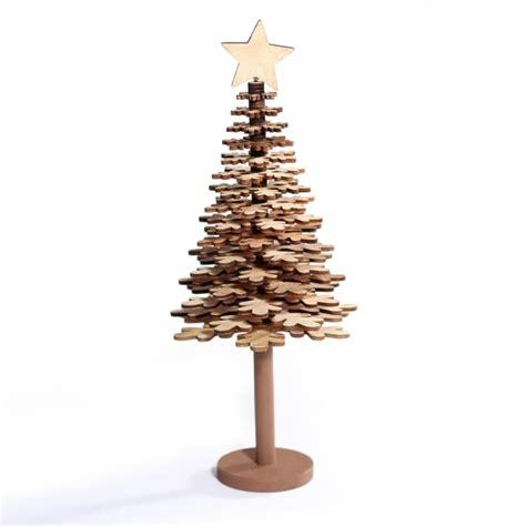 buy wooden christmas tree