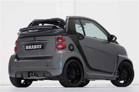 smart fortwo zubehör brabus ultimate r smart fortwo