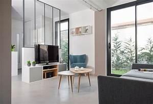 Decoration amenagement maison verriere atelier salon salle for Meuble pour separation de piece 12 la verriare interieure jolies photos et tutos pour