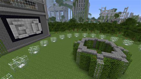 minecraft survival games    map  minecraft server