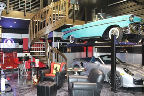 Garage Of Cars by Garages Of