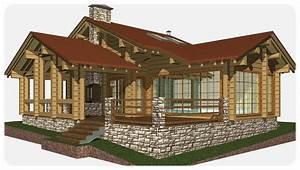 Maison Rondin Bois : maison en kit rondin de bois ~ Melissatoandfro.com Idées de Décoration