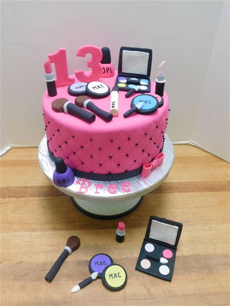 girly birthday cakes images  pinterest girly