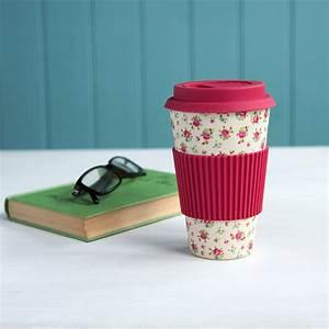 To Go Becher Bambus : coffee to go becher aus bambus la petite rose dotcomgiftshop ~ Orissabook.com Haus und Dekorationen