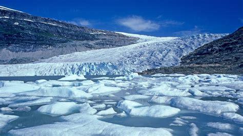 Gletscherschmelze Weltweit