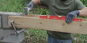 Linteau Beton Brico Depot : comment r aliser un linteau ma onn r ponses d 39 experts ~ Dailycaller-alerts.com Idées de Décoration