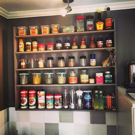 Spice Rack Restaurant Honeypot by Spice Rack Ideas For The Kitchen And Pantry Buungi