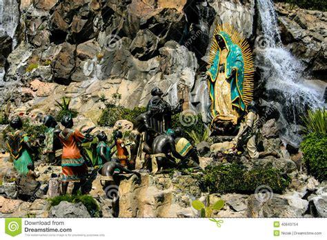 virgen de guadalupe stock photo image  architecture