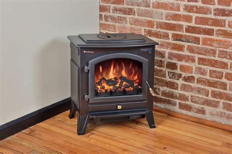 built in electric fireplace comfort smart vermont black electric fireplace stove with