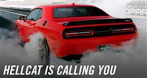 Dodge Releases Hellcat Engine Ringtone - The News Wheel