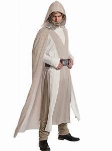 Star Wars Kostüm Herren : luke skywalker kost m deluxe f r herren star wars die letzten jedi funidelia ~ Frokenaadalensverden.com Haus und Dekorationen