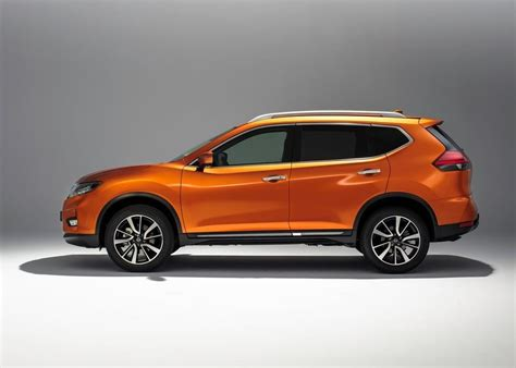 Nissan Car : Car Pictures List For Nissan X-trail 2018 S 2wd 7-seater