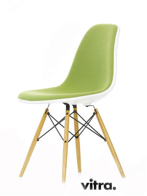 vitra eames plastic side chair dsw charles eames 1950