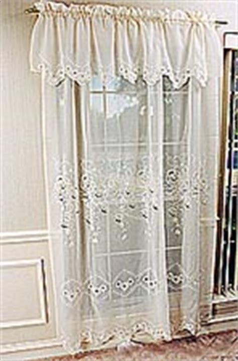battenburg lace windows curtains