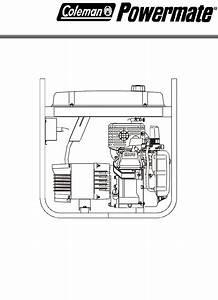Powermate Portable Generator Pm0535202 04 User Guide