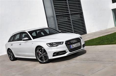 2018 Audi S6 Reviews And Rating Motor Trend