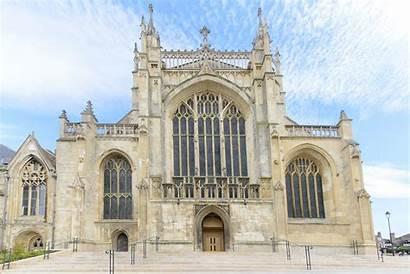 Cathedral Gloucester Entrance Pilgrim Steps Project Idverde