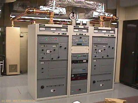 Wsm Transmitter Jim Hawkins Radio Broadcast