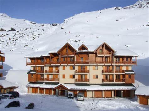 chalet ski val thorens ski rental holidays val thorens le chalet peclet