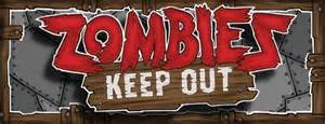"""""""Zombies Keep Out"""" Coming in April! Privateer Press"""