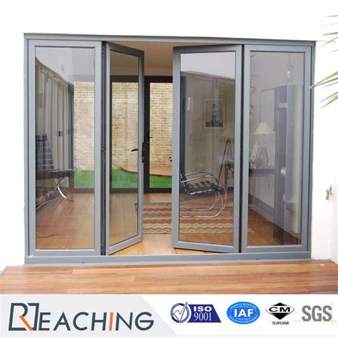 hurricane impact aluminum casement glass doors china manufacturer reaching build