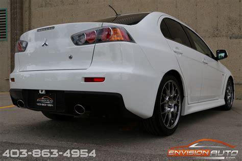 2010 Mitsubishi Lancer Evolution Mr