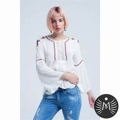 Lace Loose Tops Feminine Bohemian Boho Skirt