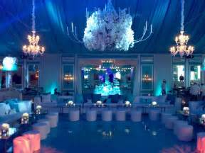 Blue Sweet 16 Party Themes