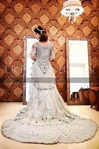 Contrast Bridal Lehenga Designs Latest Wedding Maxis Long Dresses Designs Collection