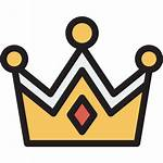 Crown King Icon Icons Chess Piece Queen