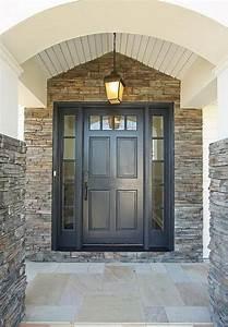52, Marvelous, Traditional, Front, Door, Design, Ideas