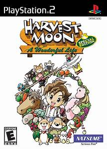 Harvest Moon A Wonderful Life Special Edition The