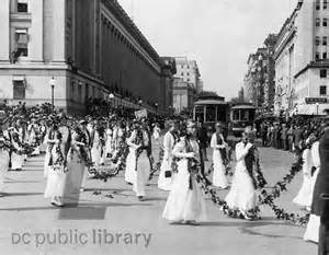 Women's Suffrage Parade 1913