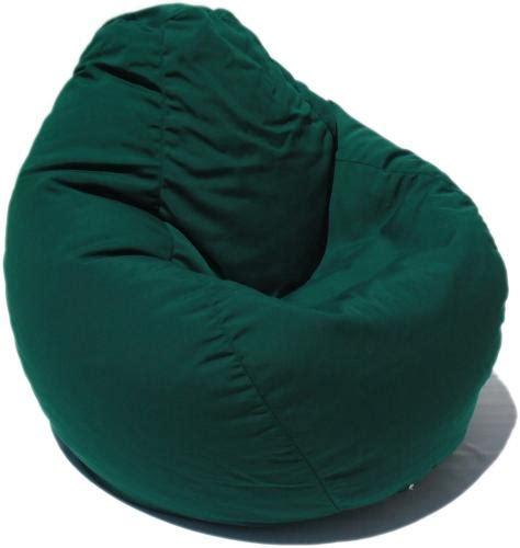forest green bean bag chair