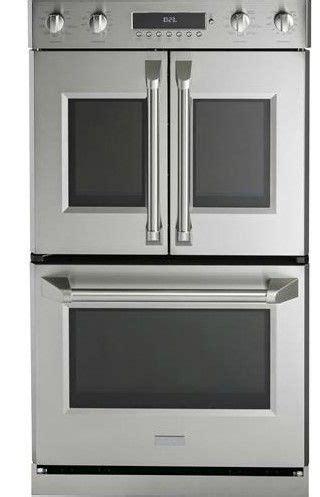 zetflss ge monogram  professional french door electronic convection double wall oven