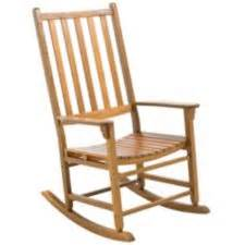 chaise bercante en bois oversized rocking chair canadian tire